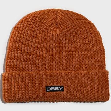 Obey - Bonnet Choice Orange