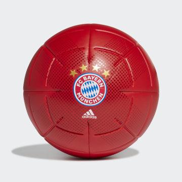 adidas - Ballon De Foot Bayern Munchen GH0062 Rouge