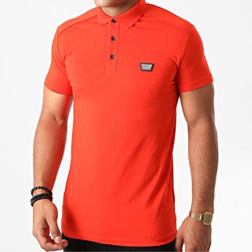 Antony Morato - Polo Manches Courtes MMKS01825 Orange