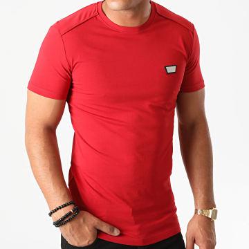Antony Morato - Tee Shirt MMKS01826 Rouge