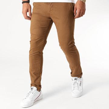 Terance Kole - Pantalon Chino XX160009-3 Camel