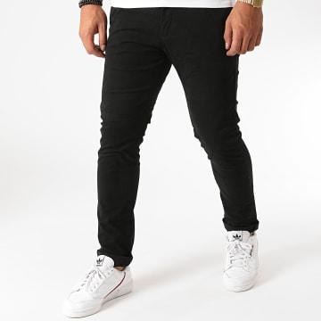 Terance Kole - Pantalon Chino XX160009-1 Noir