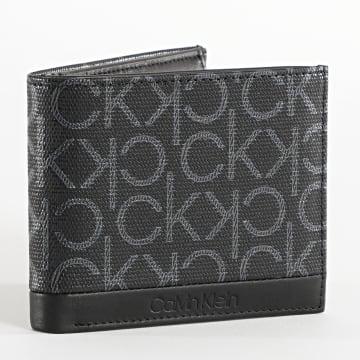 Calvin Klein - Portefeuille Bifold 5cc 5966 Noir