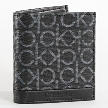 Calvin Klein - Portefeuille Trifold 6cc 5969 Noir