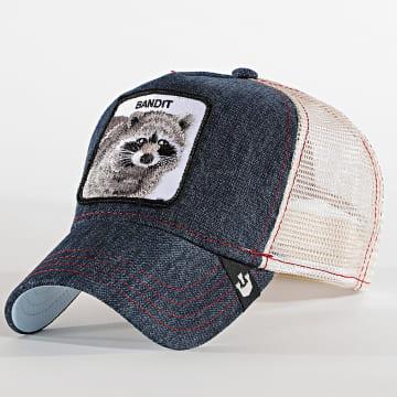 Goorin Bros - Casquette Trucker Bandit Bleu Denim