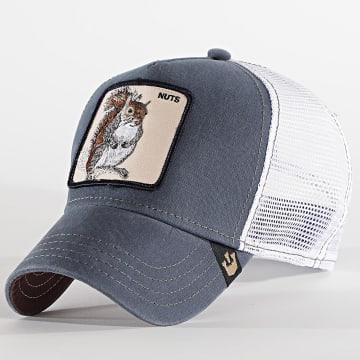 Goorin Bros - Casquette Trucker Nuts Bleu