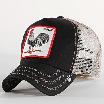 Goorin Bros - Casquette Trucker Cock Noir