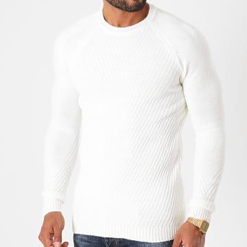 Ikao - Pull LL171 Blanc
