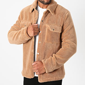 MTX - Manteau Fourrure 238 Marron