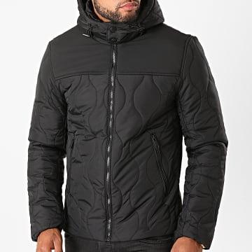 MTX - Veste Zippée Capuche 192 Noir