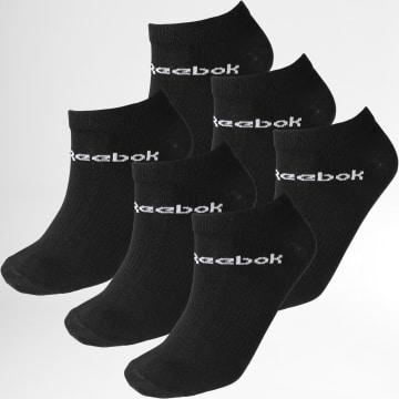 Reebok - Lot De 6 Paires De Socquettes GH8163 Noir