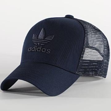 Adidas Originals - Casquette Trucker AF Trefoil DV0169 Bleu Marine