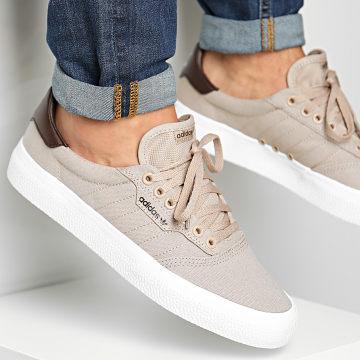 Adidas Originals - Baskets 3MC FV5093 Beige Footwear White