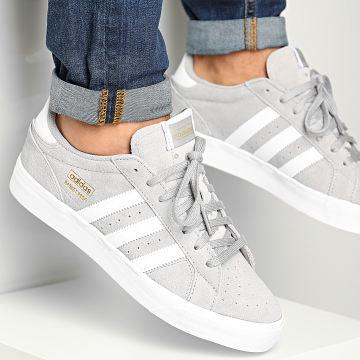 Adidas Originals - Baskets Profi Lo FX3071 Grey Footwear White Gold MEtallic