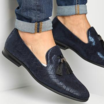 Classic Series - Chaussures U68083 Bleu Marine