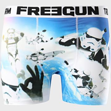 Freegun - Boxer Star Wars Stormtroopers Blanc