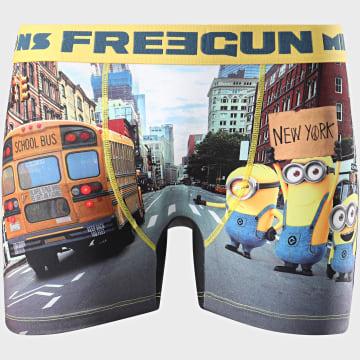 Freegun - Boxer Minions Jaune