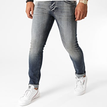 GRJ Denim - Jean Slim 2023 Bleu Denim