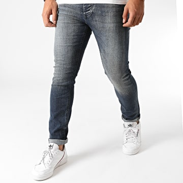 GRJ Denim - Jean Slim 2024 Bleu Denim