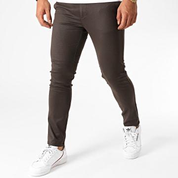 Mackten - Pantalon 28009 Marron