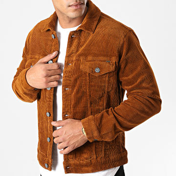 Only And Sons - Veste Coin Life Camel