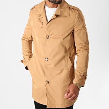 Uniplay - Manteau Trench 4009 Camel