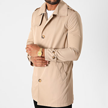 Uniplay - Manteau Trench 4009 Beige