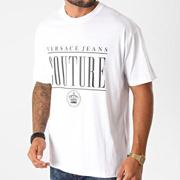 Versace Jeans Couture - Tee Shirt B3GZB7TM-30319 Blanc