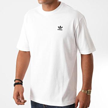 Adidas Originals - Tee Shirt B+F Trefoil GE0825 Blanc