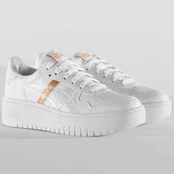 Asics - Baskets Femme Japan S PF 1192A212 White White