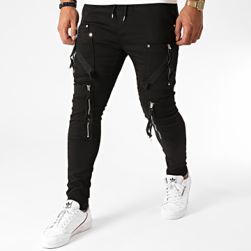 Black Needle - Jogger Pant 3188 Noir