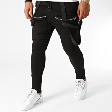 Black Needle - Jogger Pant 3194 Noir