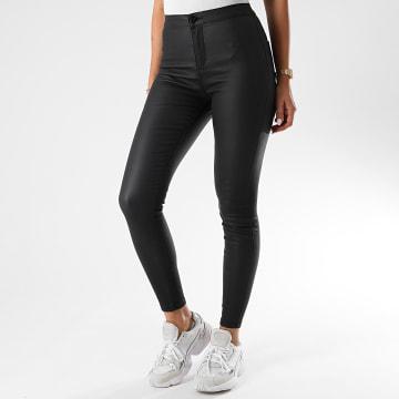 Girls Only - Pantalon Skinny Femme F677 Noir