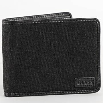 Guess - Porte-cartes SMDLJ Noir