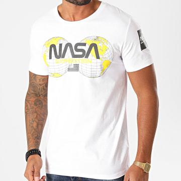 NASA - Tee Shirt Expedition Blanc