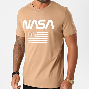 NASA - Tee Shirt Flag Camel
