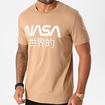 NASA - Tee Shirt Japan Camel