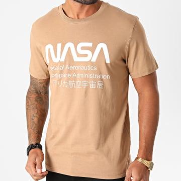 NASA - Tee Shirt Admin Camel