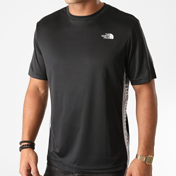 The North Face - Tee Shirt Hybrid M9ZK Noir
