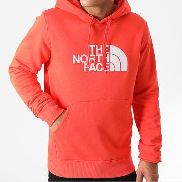 The North Face - Sweat Capuche Drew Peak JYUT Corail