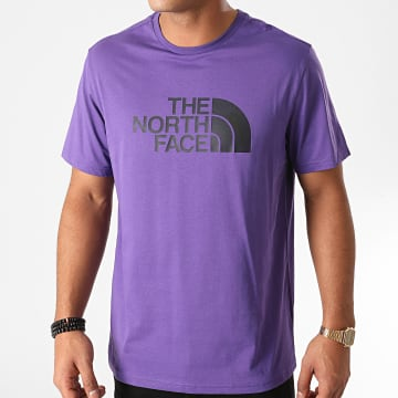 The North Face - Tee Shirt Easy TX3N Violet
