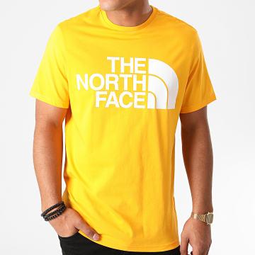 The North Face - Tee Shirt Standard M7X5 Jaune
