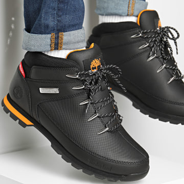 Timberland - Boots Euro Sprint Mid Hiker A2DZ7 Black Helcor