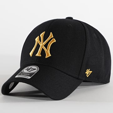 '47 Brand - Casquette MVP Adjustable New York Yankees Noir