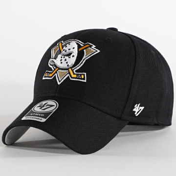 '47 Brand - Casquette MVP Adjustable Anaheim Ducks Noir