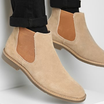 Blend - Chelsea Boots 20710506 Beige