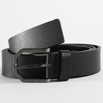 Calvin Klein - Ceinture Essential Faceted 5997 Noir