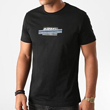 Diesel - Tee Shirt Diegos A00359-0CATM Noir