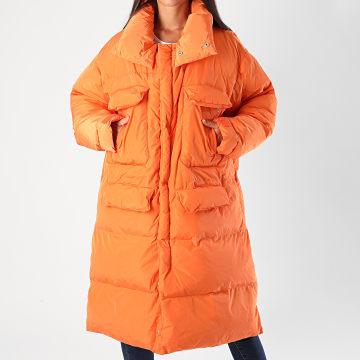 Sixth June - Doudoune Oversize Femme 70011 Orange