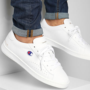 Champion - Baskets Court Club Patch S21585 White